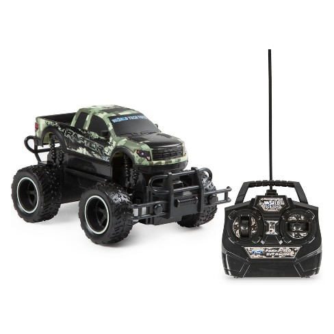 Digital Camo Ford F-150 SVT Raptor Remote Control RC Truck - 1:24 Scale - image 1 of 4