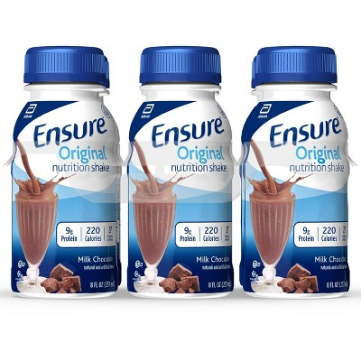 Protein & Meal Replacement: Ensure Nutrition Shake