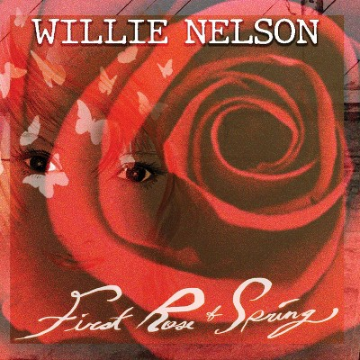 Willie Nelson - The First Rose Of Spring (CD)