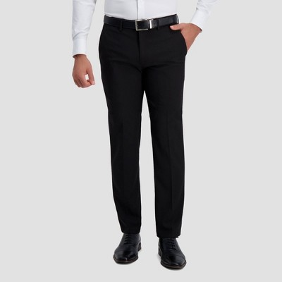 Haggar H26 Men's Premium Stretch Straight Fit Pants