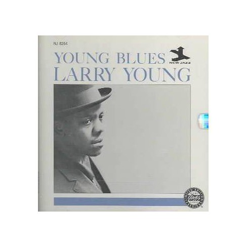 Larry Young - Young Blues (CD) - image 1 of 1
