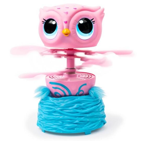 Owleez Interactive Pet - Pink image number null