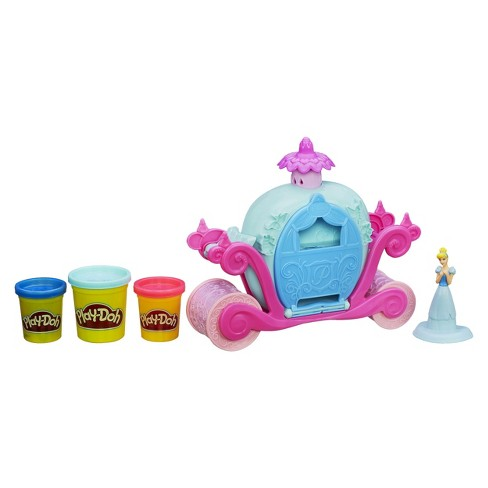 Play-Doh Magical Carriage Featuring Disney Princess Cinderella - image 1 of 7
