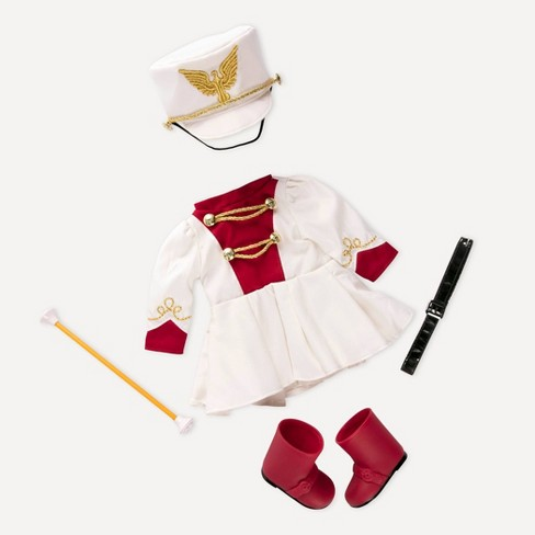 "Our Generation School Band Outfit for 18"" Dolls - Marching Majorette - image 1 of 3"