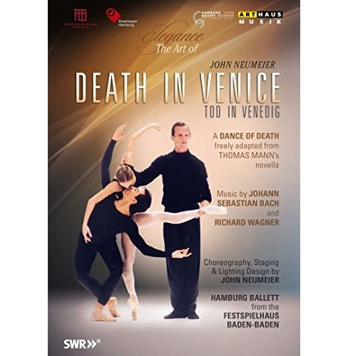 Bach:Death In Venice (DVD) - image 1 of 1
