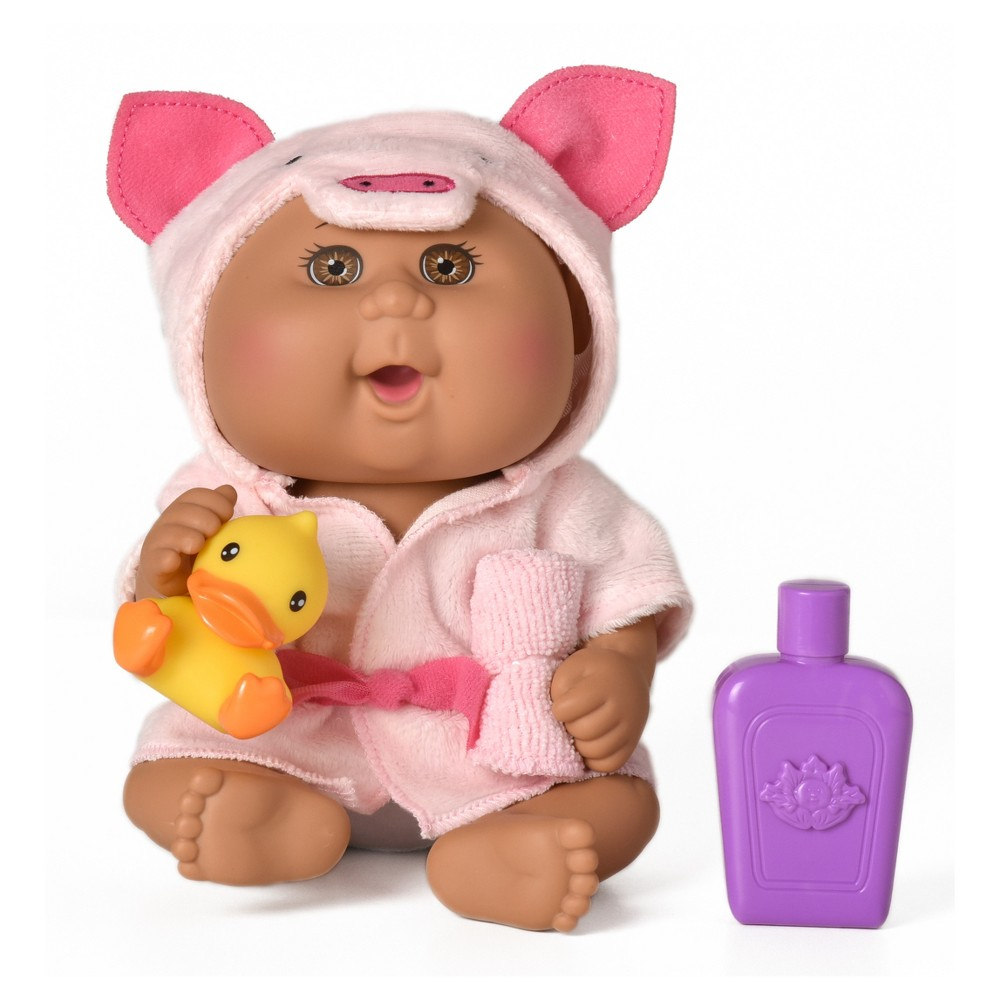 Cabbage Patch Kids Bathtime Baby Exclusive - African Amer...