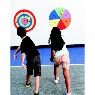Sportime Hoop Targets, 30 Inches, set of 2