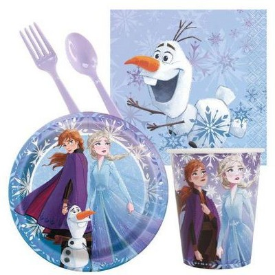 Birthday Express Frozen Party Frozen 2 Snack Pack - Serves 16 Guests
