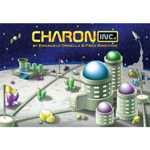 Charon, Inc. Board Game - image 1 of 1