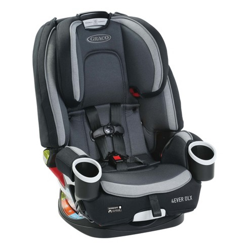 Graco 4ever Dlx All In One Convertible Car Seat Aurora