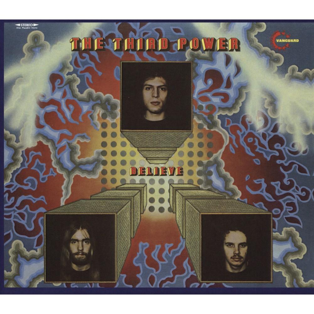 Third Power - Believe (CD)