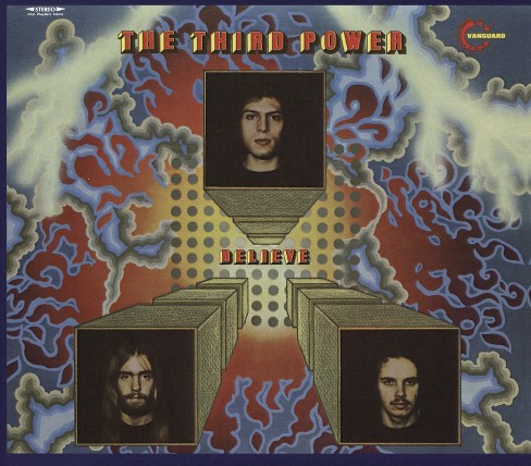Third power - Believe (CD) - image 1 of 1