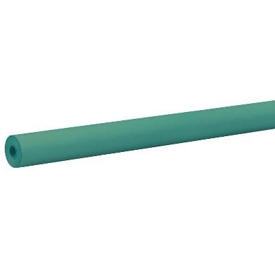 Rainbow Duo-Finish Kraft Paper Roll, 40 lb, 36 Inches x 100 Feet, Emerald