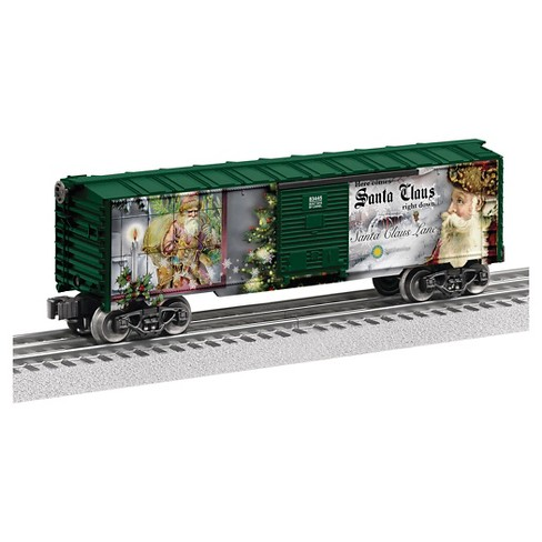 Lionel Smithsonian Old St. Nick Christmas Boxcar - image 1 of 1