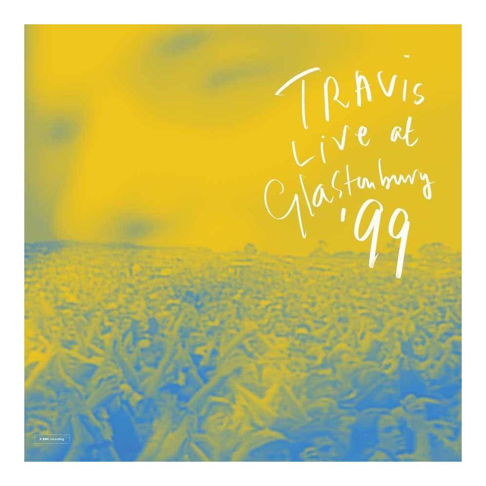 Travis Live At Glastonbury 99 2 Lp Vinyl