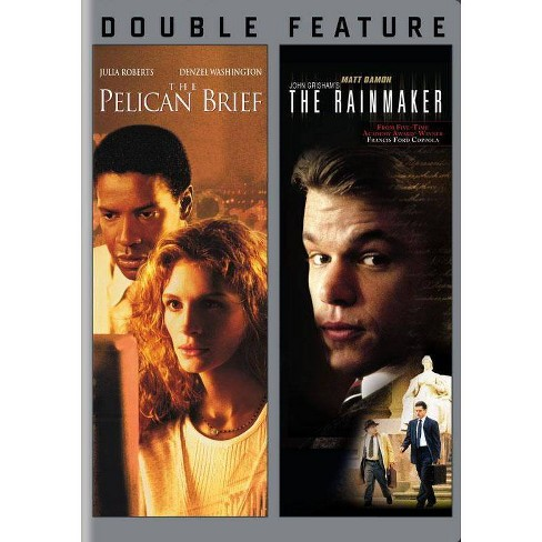 The Rainmaker / The Pelican Brief (DVD) - image 1 of 1