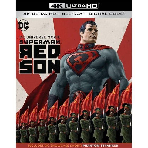 Superman: Red Son (4K/UHD) - image 1 of 1