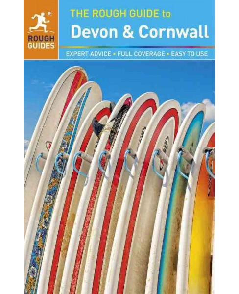 Rough Guide to Devon & Cornwall (Paperback) (Robert Andrews) - image 1 of 1