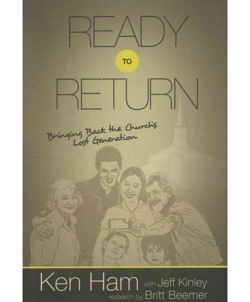 Ready to Return (Paperback) - image 1 of 1