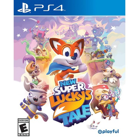 New Super Lucky's Tale - PlayStation 4 - image 1 of 2