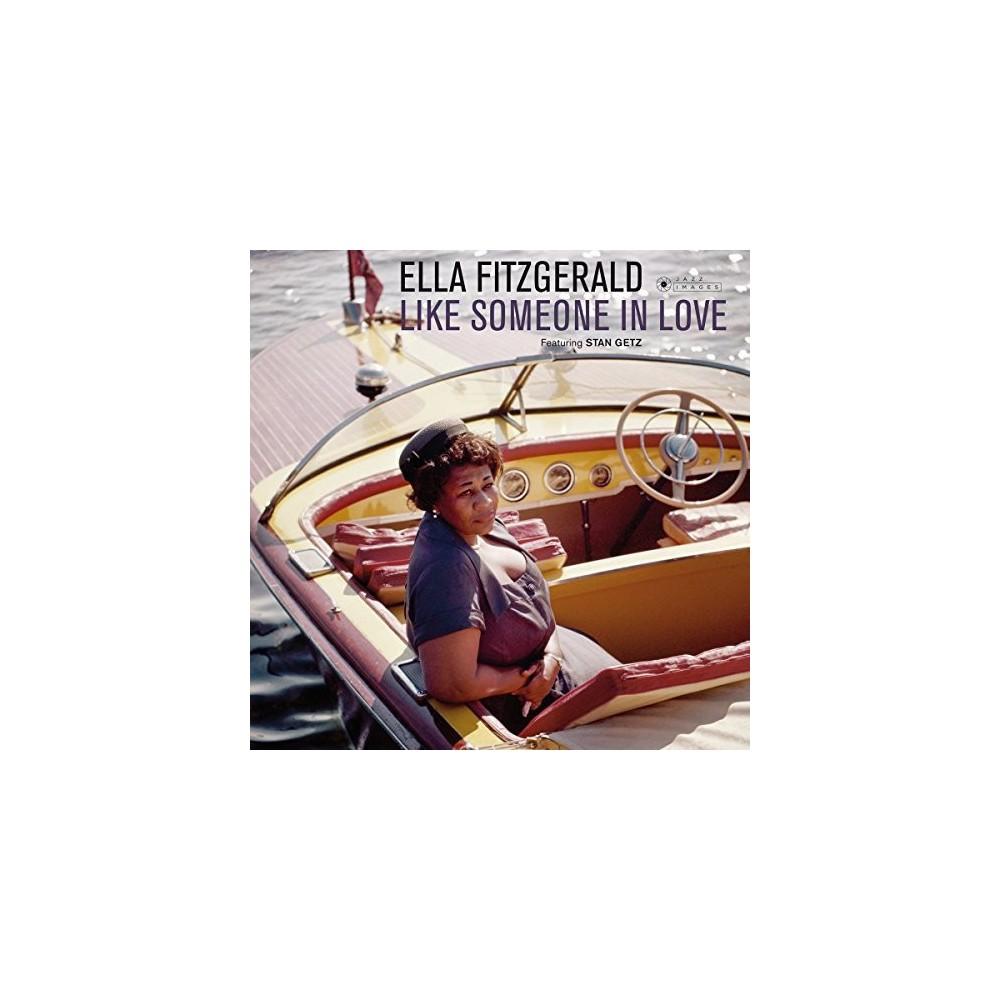 Ella Fitzgerald - Like Someone In Love (Vinyl)