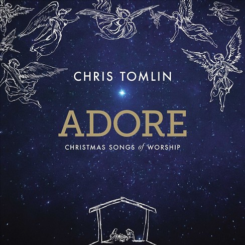 Chris tomlin - Adore:Christmas songs of worship (CD) - image 1 of 1