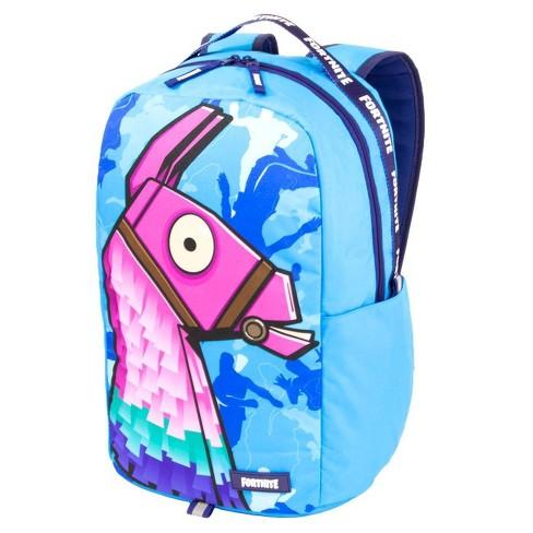 "Fortnite 18"" Kids' Profile Backpack - Loot Llama Blue - image 1 of 4"