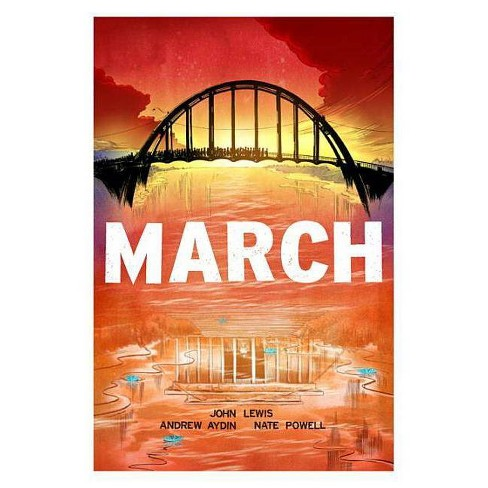 March (Trilogy Slipcase Set) - by  John Lewis & Andrew Aydin (Paperback) - image 1 of 1