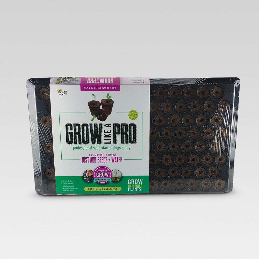 Image of Grow Like a Pro Planting Kit - Buzzy Seeds