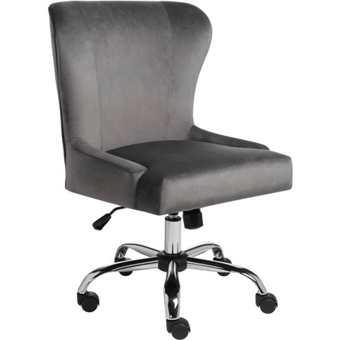 Studio 55D Erin Gray Fabric Adjustable Office Chair - image 1 of 4