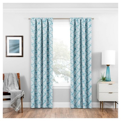 Benchley Thermaweave Blackout Curtain Panel - Eclipse