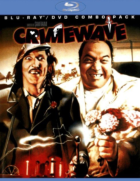 Crimewave (Blu-ray) - image 1 of 1