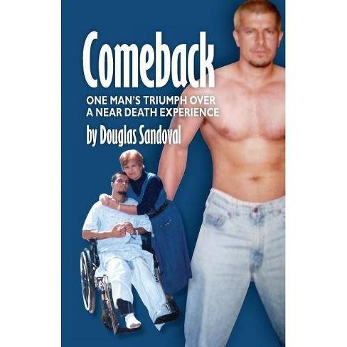 Comeback - by  Douglas Sandoval (Paperback) - image 1 of 1