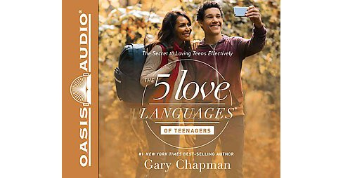 5 Love Languages of Teenagers : The Secret to Loving Teens Effectively: Library Edition (Unabridged) - image 1 of 1