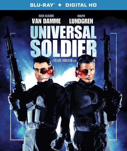 Universal soldier (Blu-ray) - image 1 of 1