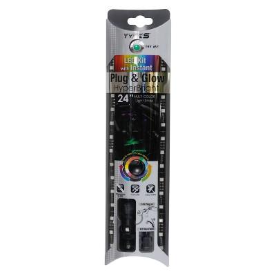 """Type S 24"""" Automotive LED Light Strip"""