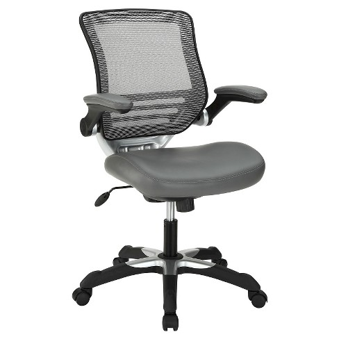 Office Chair Modway Armor Gray - image 1 of 4