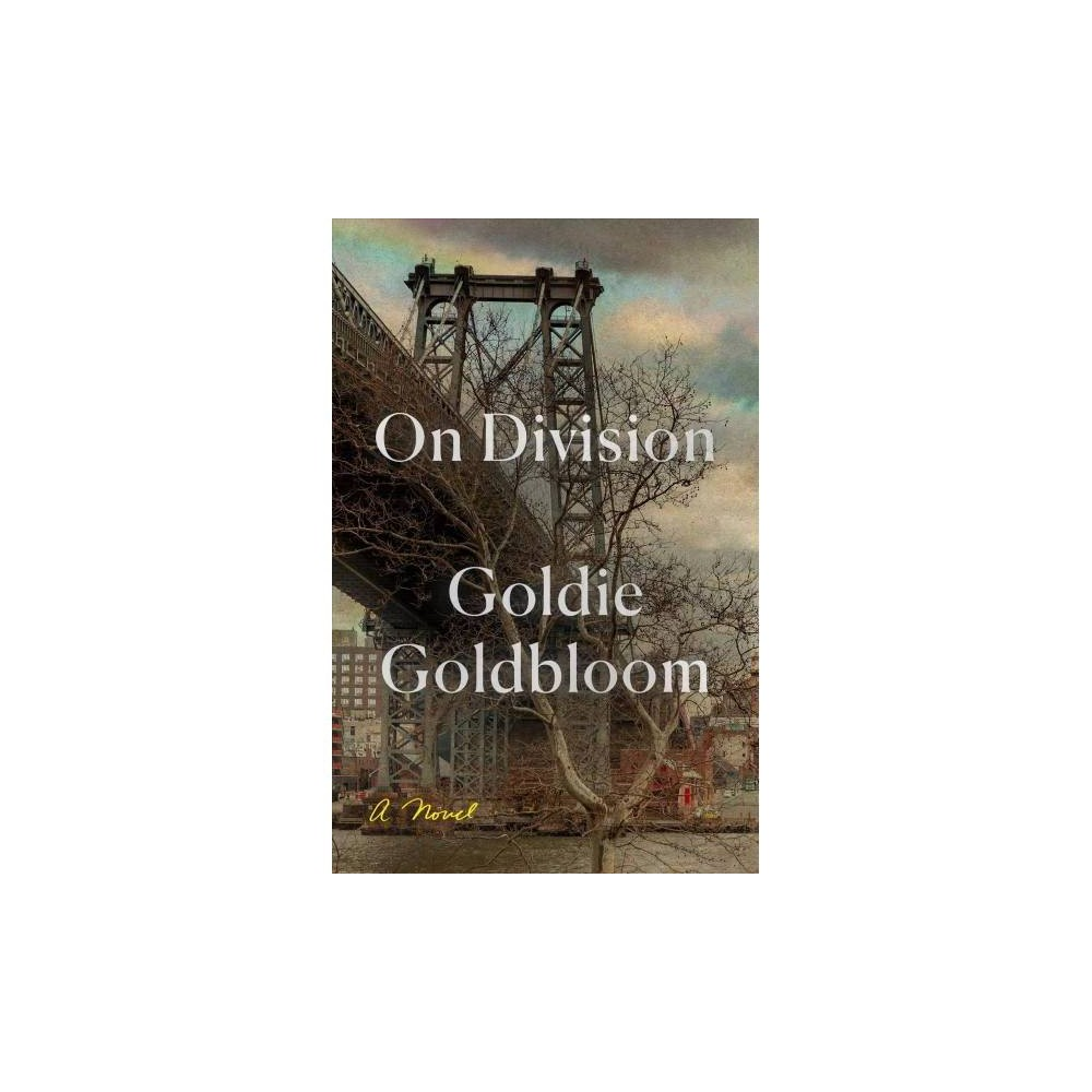 On Division - by Goldie Goldbloom (Hardcover)
