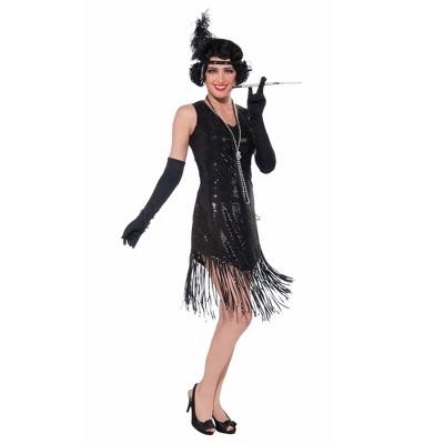 Forum Novelties Womens Swinging In Sequins Costume