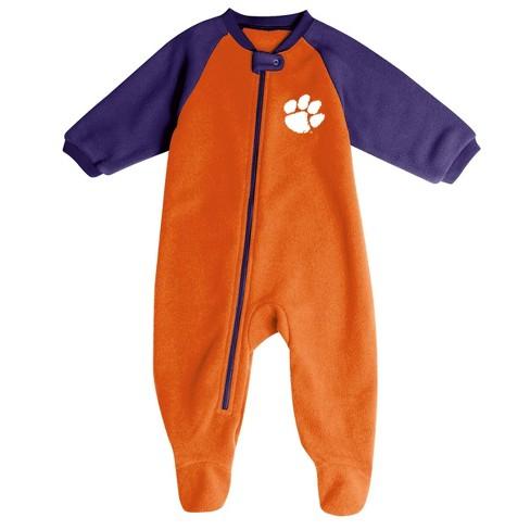 NCAA Clemson Tigers Infant Blanket Sleeper - image 1 of 2