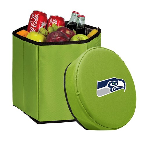 Picnic Time NFL Seattle Seahawks Bongo Cooler - Lime - image 1 of 1