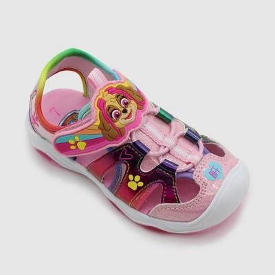 Toddler Girls' PAW Patrol Fisherman Sandals - Pink