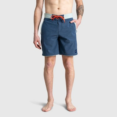"Men's United By Blue Recycled 8"" Scalloped Board Shorts"