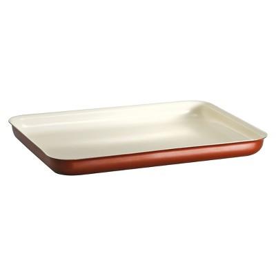 Tramontina Style Ceramica Aluminum Cookie Sheet - Metallic Copper