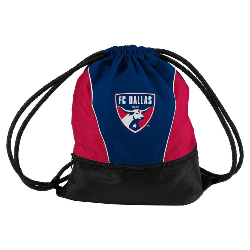 Mls FC Dallas Sprint Drawstring Bag