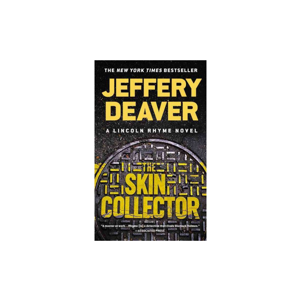 Skin Collector (Reissue) (Paperback) (Jeffery Deaver)