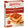 Krusteaz Cinnamon Crumb Cake & Muffin Mix -21oz - image 2 of 3