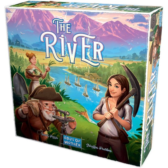 The River Board Game, board games image number null