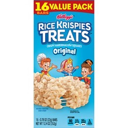 Rice Krispies Treats Original Bars - 16ct - Kellogg's