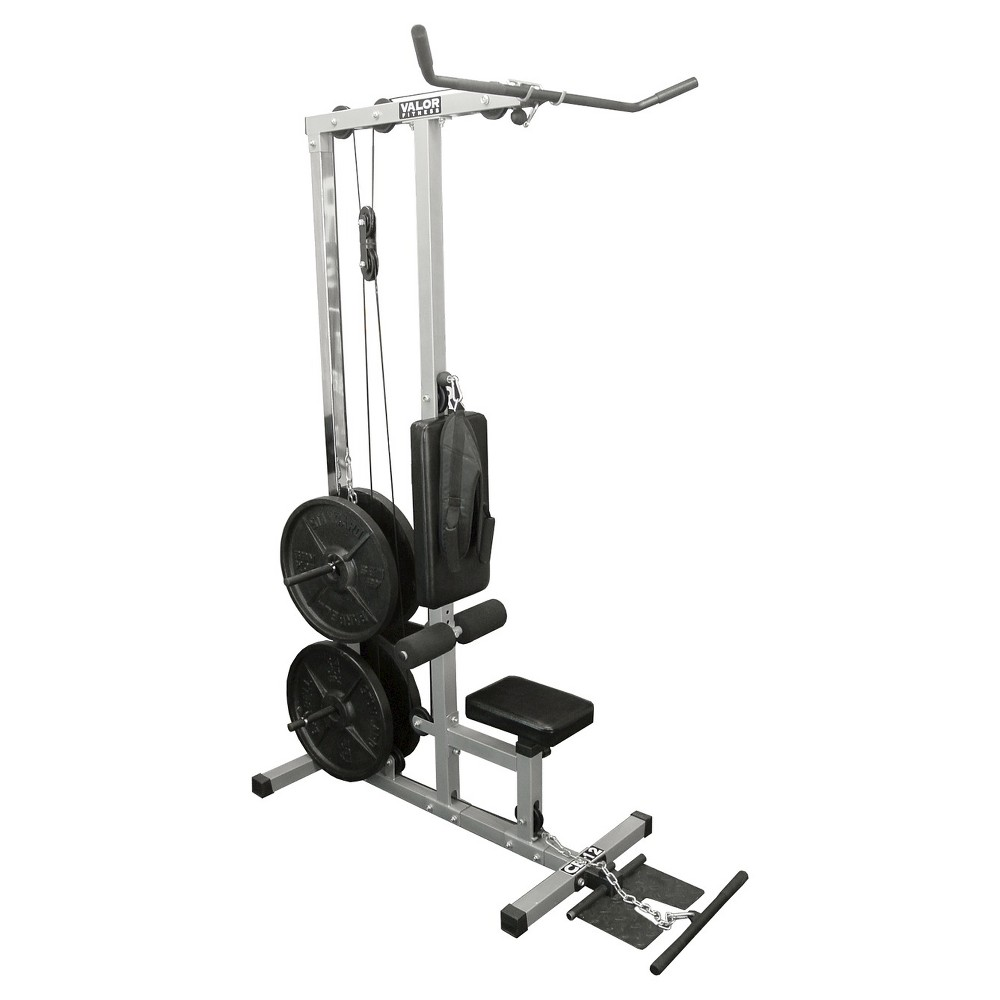 Valor Fitness CB-12 Plate Loading Lat Pull